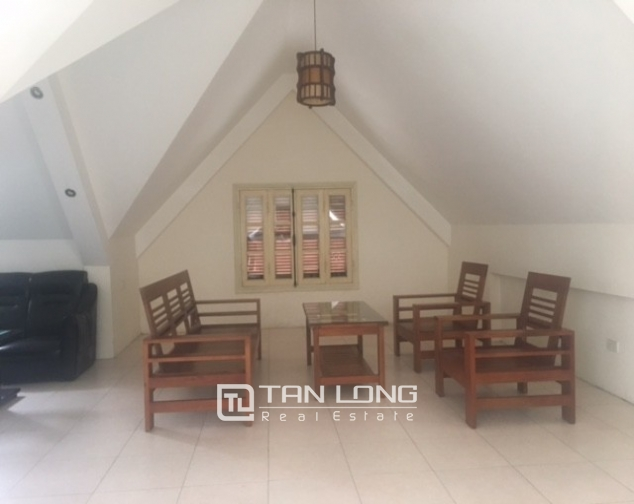Beautiful house in Yen Phu street, Tay Ho district, Hanoi for rent 8