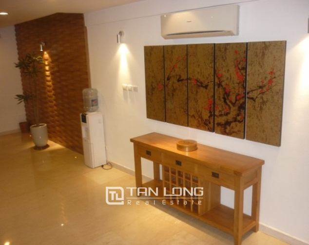 Beautiful penhouse in p2, ciputra, Tay Ho, Hanoi for lease 2