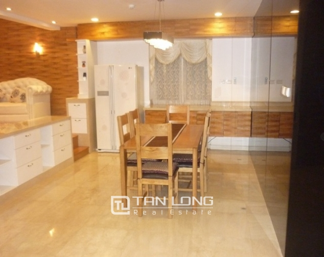 Beautiful penhouse in p2, ciputra, Tay Ho, Hanoi for lease 5