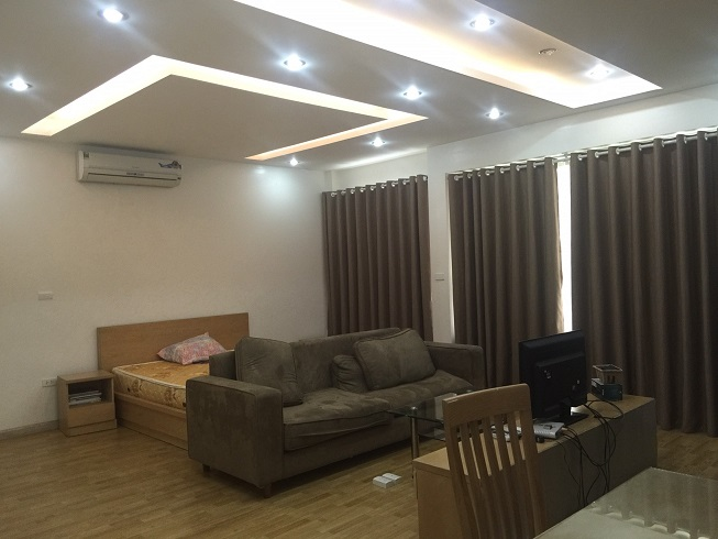 Beautiful serviced apartment for lease in An Lac Street, My Dinh Ward, Nam Tu Liem District, Hanoi