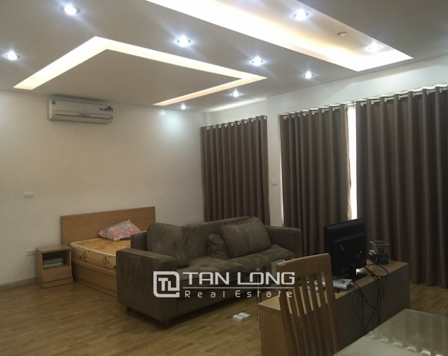 Beautiful serviced apartment for lease in An Lac Street, My Dinh Ward, Nam Tu Liem District, Hanoi 1