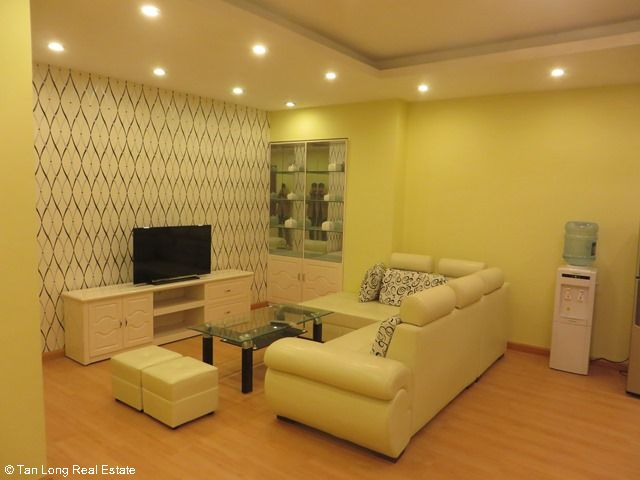 Beautiful serviced apartment for rent in Ngoc Lam street, Long Bien district 2