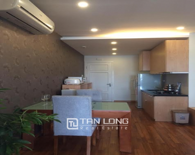 Beautiful serviced apartment for rent in Quan Hoa street, Nghia Do ward, Cau Giay district, Hanoi 3