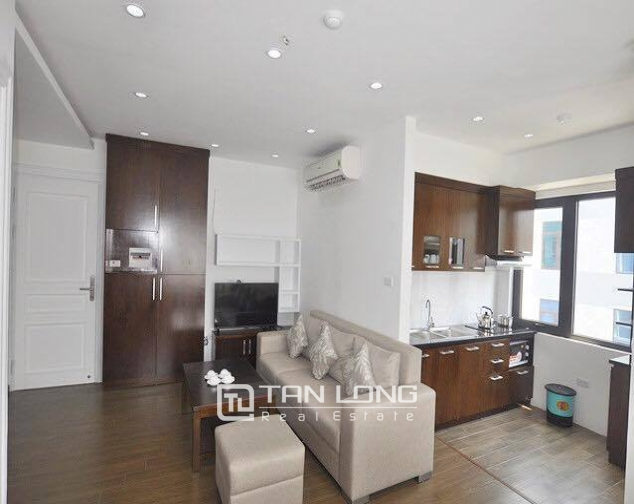 Beautiful serviced apartment for rent in Tran Thai Tong street, Cau Giay district, Hanoi 1