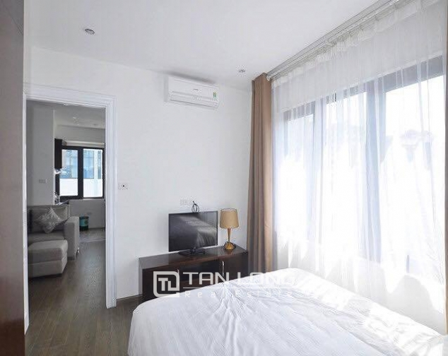 Beautiful serviced apartment for rent in Tran Thai Tong street, Cau Giay district, Hanoi 3