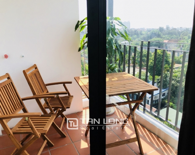 Beautiful serviced apartment for rent in Xom Chua, Dang Thai Mai street, Tay Ho district! 3