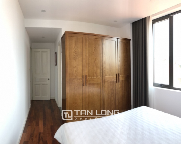 Beautiful serviced apartment for rent in Xom Chua, Dang Thai Mai street, Tay Ho district! 2