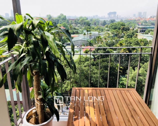 Beautiful serviced apartment for rent in Xom Chua, Dang Thai Mai street, Tay Ho district! 4