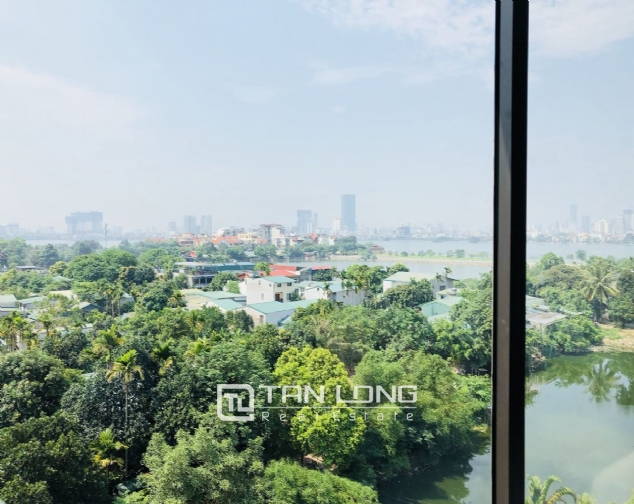 Beautiful serviced apartment for rent in Xom Chua, Dang Thai Mai street, Tay Ho district! 5