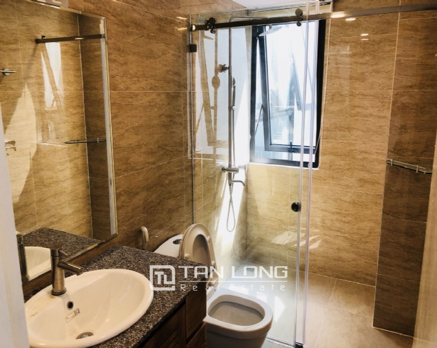 Beautiful serviced apartment for rent in Xom Chua, Dang Thai Mai street, Tay Ho district! 10