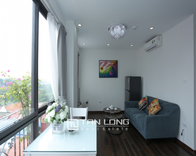 Beautiful serviced apartment for rent on To Ngoc Van, Tay Ho district 1