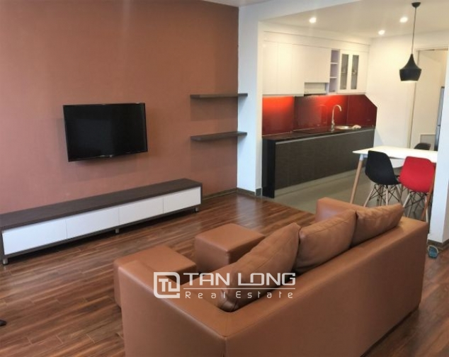 Beautiful serviced apartment in Do Hanh Street, Hai Ba Trung dist , hanoi for lease 1