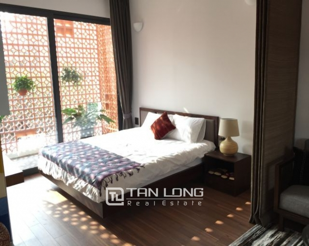 Beautiful  serviced apartment in Trieu Viet Vuong street, Hai Ba Trung street, Hanoi for rent 1