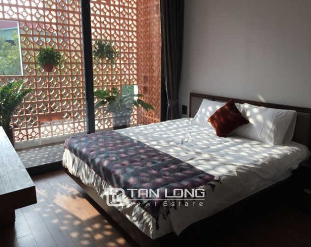 Beautiful  serviced apartment in Trieu Viet Vuong street, Hai Ba Trung street, Hanoi for rent 2