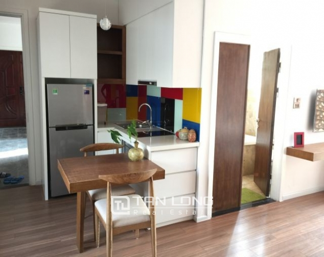 Beautiful  serviced apartment in Trieu Viet Vuong street, Hai Ba Trung street, Hanoi for rent 4