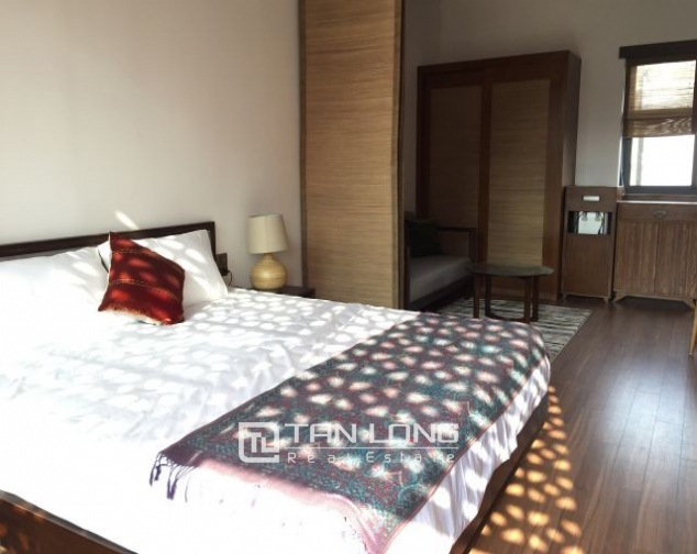 Beautiful  serviced apartment in Trieu Viet Vuong street, Hai Ba Trung street, Hanoi for rent 5