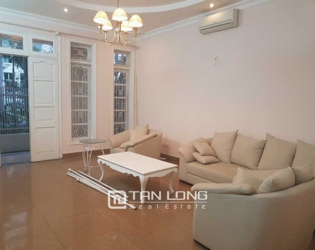 Beautiful villa for rent at Ciputra, Tay Ho distr., Hanoi 1
