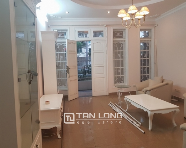 Beautiful villa for rent at Ciputra, Tay Ho distr., Hanoi 2
