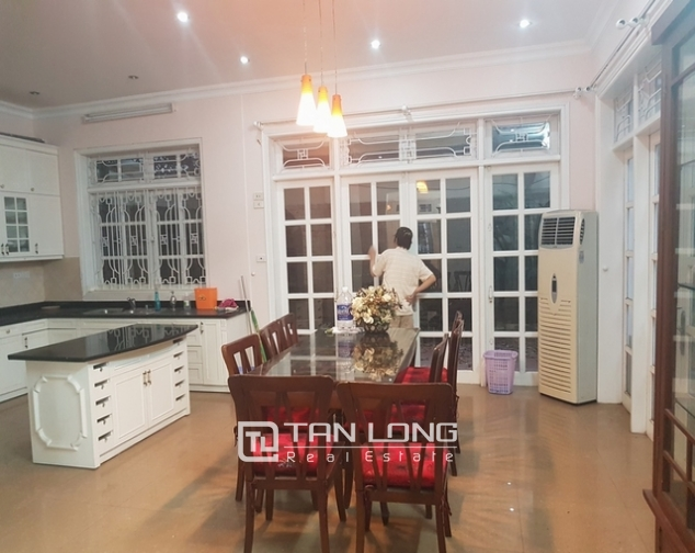 Beautiful villa for rent at Ciputra, Tay Ho distr., Hanoi 3