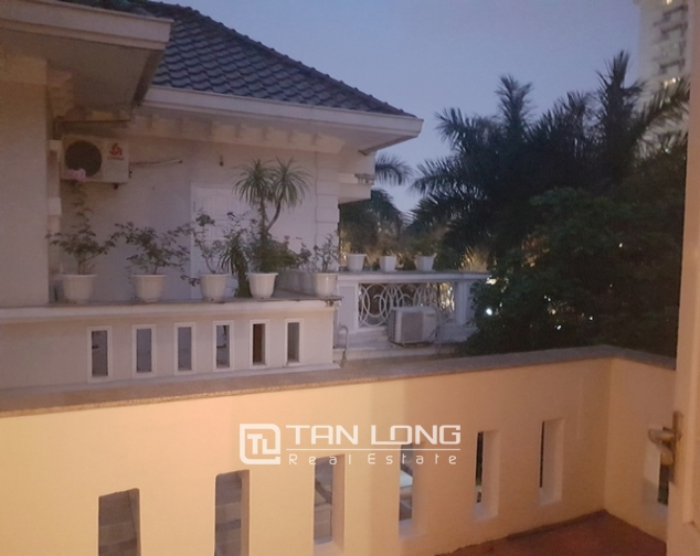 Beautiful villa for rent at Ciputra, Tay Ho distr., Hanoi 10