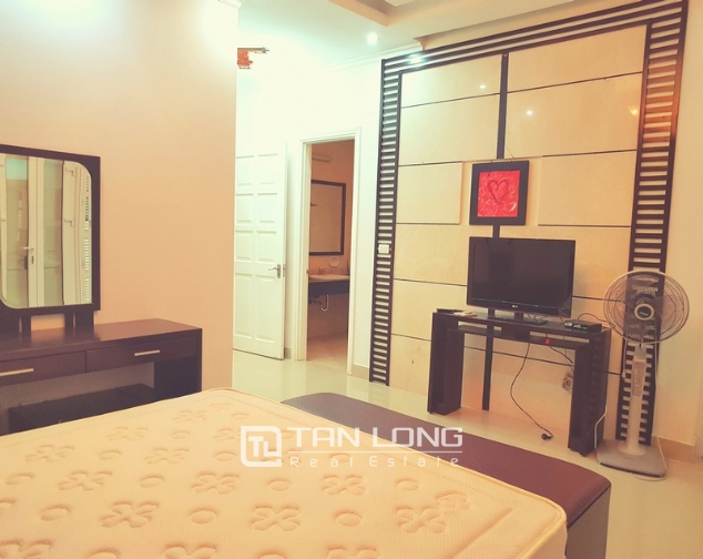 Beautiful villa in T4 Ciputra, Tay Ho district for rent 7