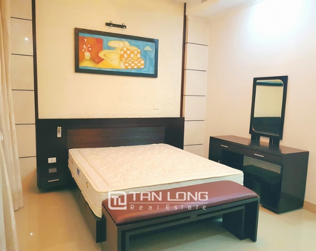 Beautiful villa in T4 Ciputra, Tay Ho district for rent 5