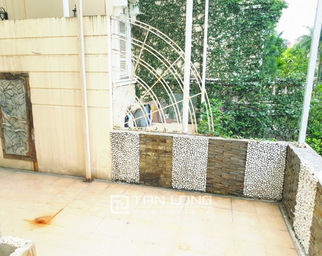 Beautiful villa in T4 Ciputra, Tay Ho district for rent 10