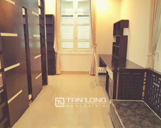 Beautiful villa in T4 Ciputra, Tay Ho district for rent 9
