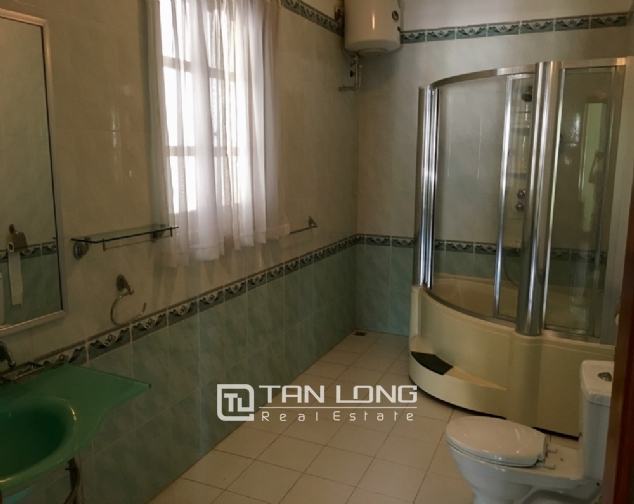 Beautiful villa with garden and swimming pool in Tay Ho district! 1