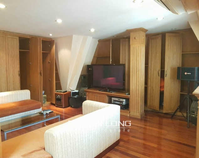 Beautiful villas in  T4, Ciputra, Tay Ho district Hanoi for rent 5
