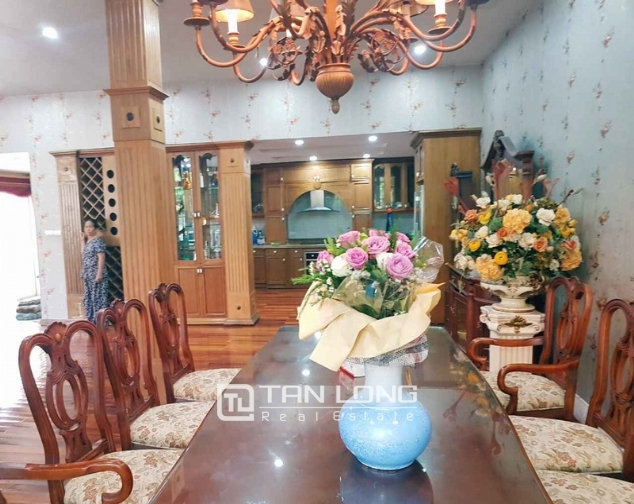 Beautiful villas in  T4, Ciputra, Tay Ho district Hanoi for rent 6