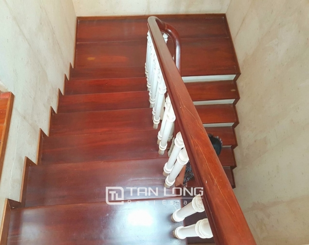 Beautiful villas in  T4, Ciputra, Tay Ho district Hanoi for rent 1