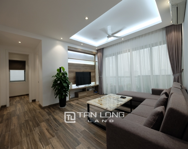Beautiful Western 4 bedroom apartment for rent in block E4, Ciputra! 2