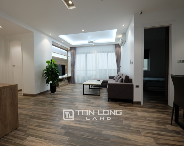 Beautiful Western 4 bedroom apartment for rent in block E4, Ciputra! 3