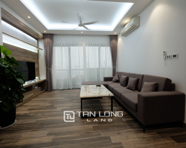 Beautiful Western 4 bedroom apartment for rent in block E4, Ciputra! 6