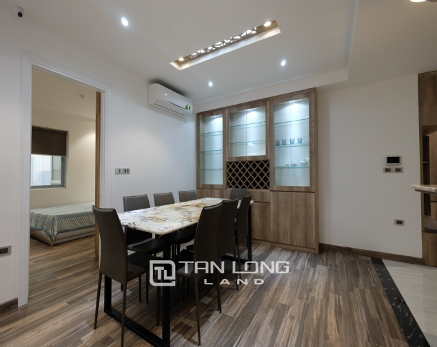 Beautiful Western 4 bedroom apartment for rent in block E4, Ciputra! 8