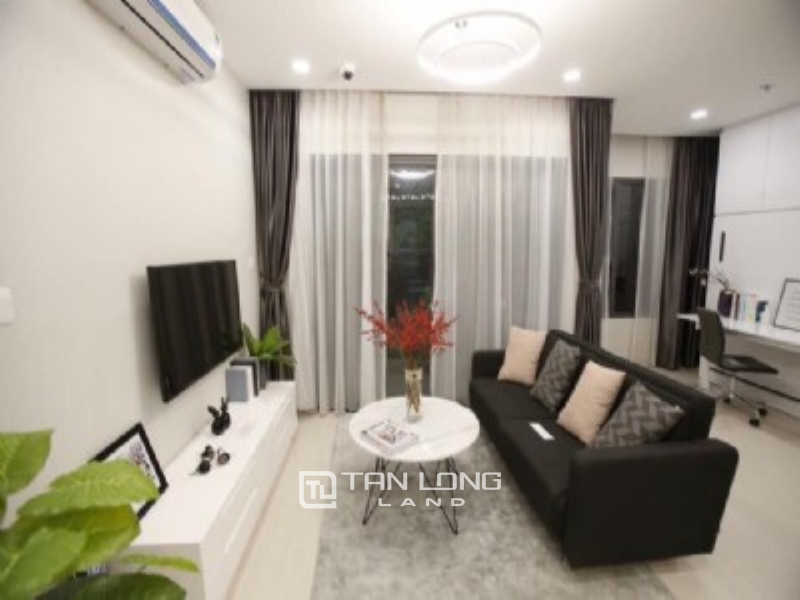 Because there is no demand for the use, the owner sub-leased the 2-bedroom apartment project of Vinhomes Ocean Park, an area of 62m2 1