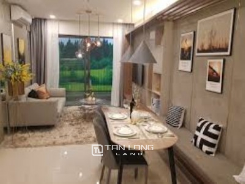 Because there is no demand for use, the owner needs to sell the 2-bedroom apartment project of Vinhomes Ocean Park, an area of 62m2 1