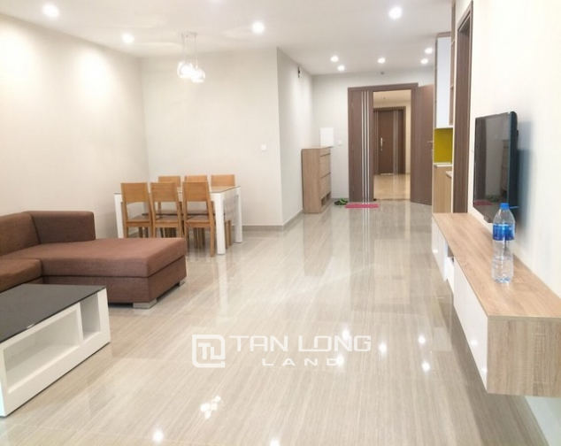 Best price 3 bedroom apartment for rent in L tower The Link Ciputra urban area 1