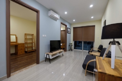 Best price and modern 2 bedroom apartment for rent in L tower The Link Ciputra urban area