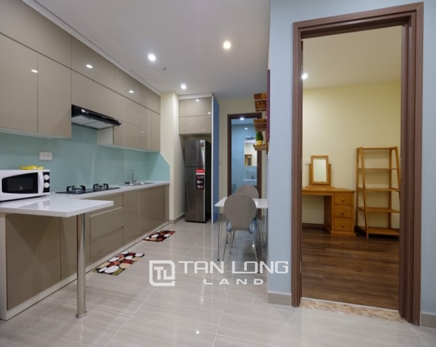 Best price and modern 2 bedroom apartment for rent in L tower The Link Ciputra urban area 4