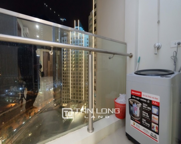 Best price and modern 2 bedroom apartment for rent in L tower The Link Ciputra urban area 9