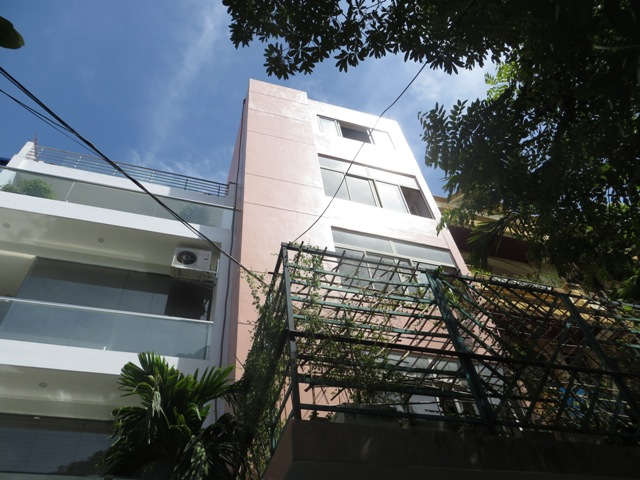 Big 5-storey house for rent in Khuat Duy Tien, Thanh Xuan, Hanoi