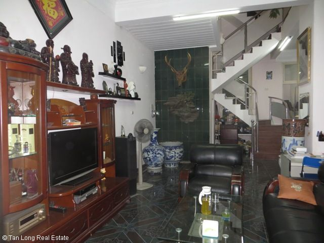 Big 5-storey house for rent in Khuat Duy Tien, Thanh Xuan, Hanoi 3