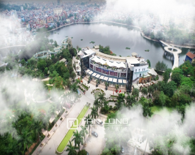 Big area for office rental in Vo Thi Sau, Hai Ba Trung, Hanoi 1