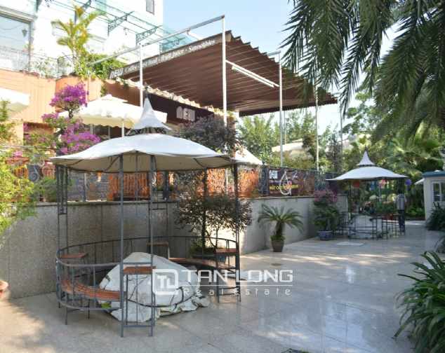 Big area for office rental in Vo Thi Sau, Hai Ba Trung, Hanoi 4
