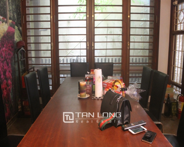 Big house in Thuy Khue street, Tay Ho district for rent. 2