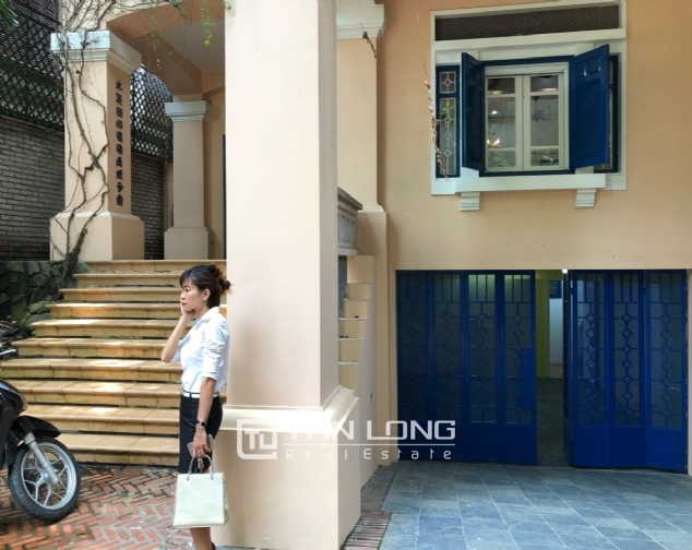 Big Villa For Rent on Trich Sai, Tay Ho 8