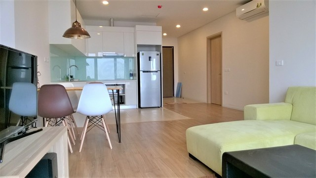 Brand new 2 bedroom apartment 91 sqm for rent in Mipec Riverside Long Bien district