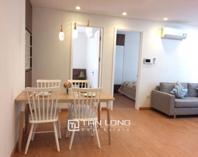 Brand new 2 bedroom apartment for rent on Kim Ma street 2